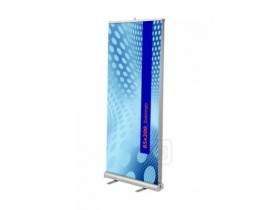 Roll Up Display Economy 1000x2000mm  Banner